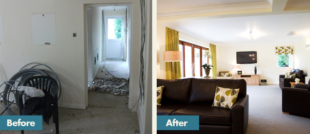 Before & After - Broadham Care