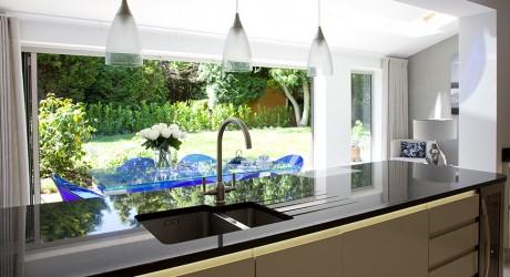 Kitchen diner refurbishment