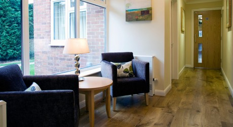 Kent residential care home interior design