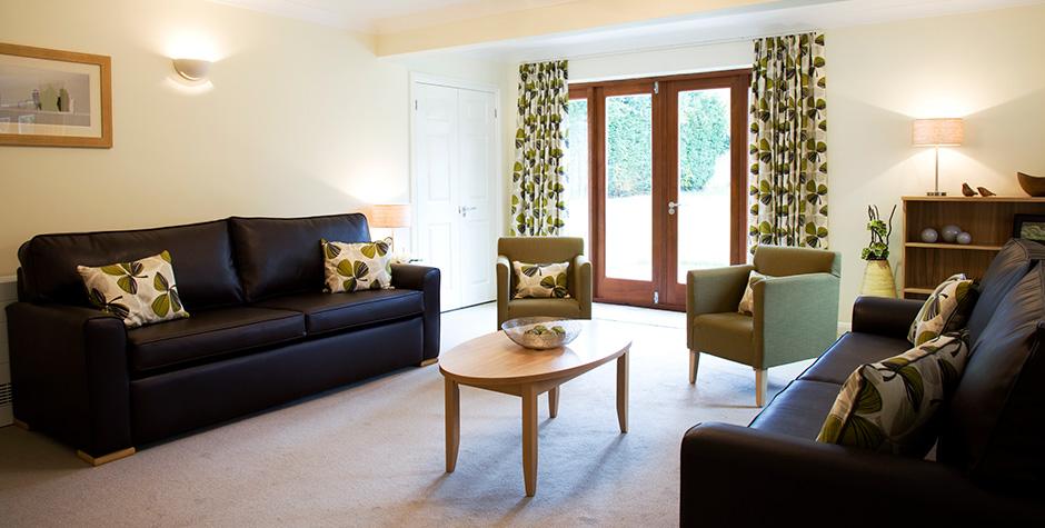 Homesmiths Kent Residential Care Home Interior Design