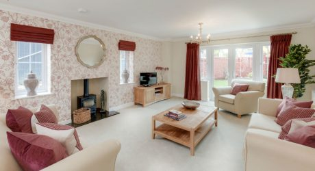 Billingshurst show home interior