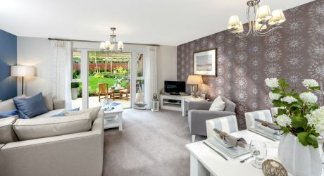 Bexhill show home interior design