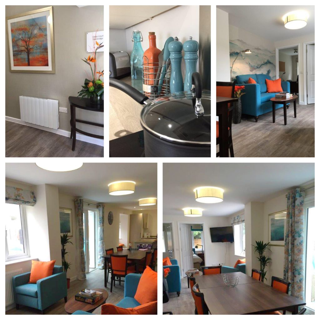 Cedar Court Extra Care Refurbishment