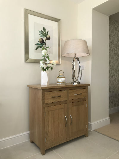 Care Home Lounge sideboard