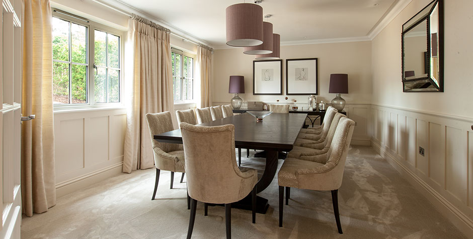 East Sussex Country Home & Homesmiths | East Sussex Country Home Interior Design - HomeSmiths Ltd