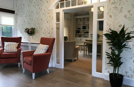 Care Home Receptions