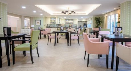 Luxury Care Home Cafe
