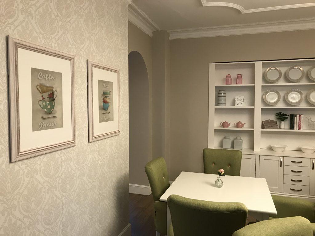Tea Room after