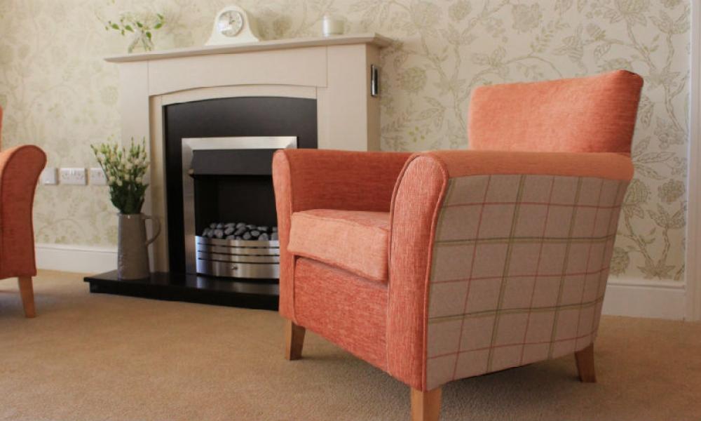 Fireplace website